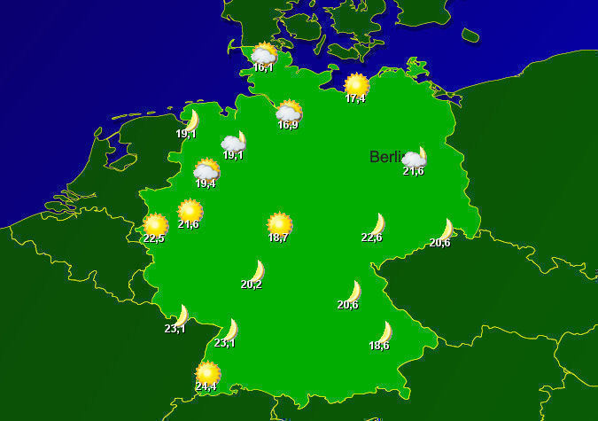 wetter möhnesee 7 tage
